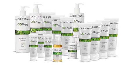 Christina BioPhyto Professional Kit (15 Products)草本焕肤