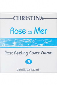 Christina Rose De Mer Post Peeling Cover Cream防曬遮瑕面霜 20ml 0.7fl.oz (Step 5)
