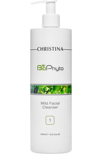 Christina BioPhyto - Mild Facial Cleanser (Step 1) 草本淨肌潔面啫喱500ml