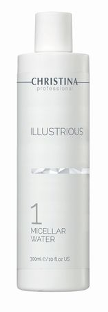 Christina Illustrious Micellar Water 300ml (Step 1)璀璨透白洁面
