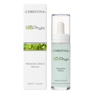 Christina BioPhyto Absolute Detox Serum  30ml草本植萃平衡精华液