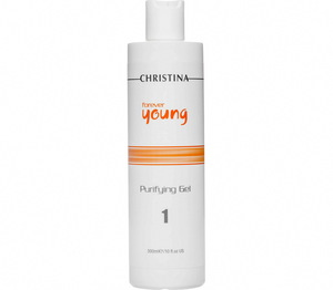 Christina Forever Young Purifying Gel  (Step 1)淨膚潔面啫喱300ml 10fl.oz