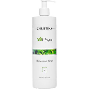Christina BioPhyto - Refreshing Toner (Step 2) 草本淨肌爽膚水500ml