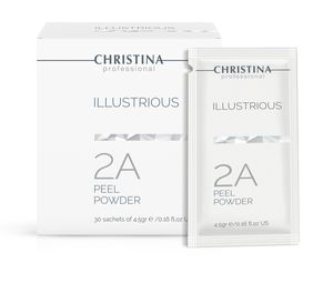 Christina Illustrious Peel Powder 30x4.5gr (Step 2a)璀璨透白去角质粉