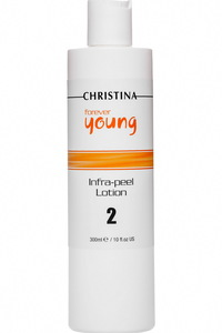 Christina Forever Young Infra Peel Lotion(Step 2) 軟化角質液300ml 10fl.oz