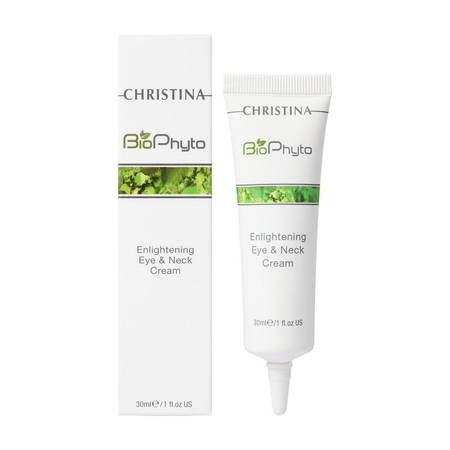 Christina BioPhyto Enlightening Eye and Neck Cream 草本眼颈部提拉亮白霜 30ml