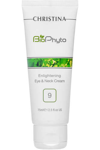 Christina BioPhyto - Enlightening Eye and Neck Cream 眼及頸部緊緻嫩白霜75ml (Step 9)