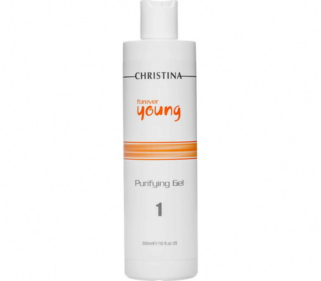 Christina Forever Young Purifying Gel 淨膚潔面啫喱300ml 10fl.oz (Step 1)