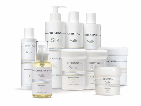 Christina Silk Professional Kit (9 Products)丝绸焕肤