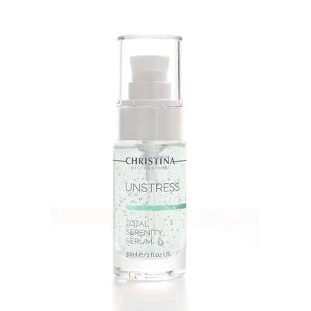 Christina Unstress Total Serenity Serum 30ml 1fl.oz乳酸菌全效舒压精华液